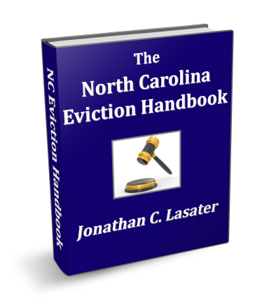 North Carolina Eviction Handbook Cover Image